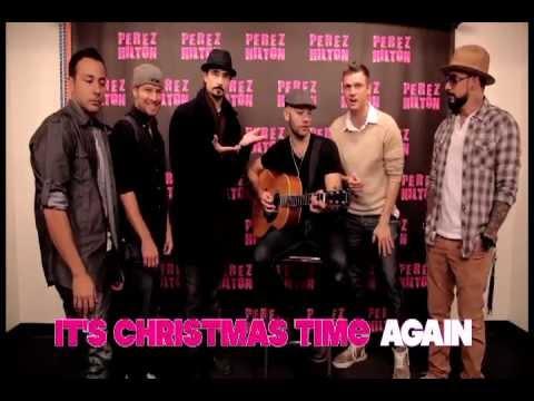 Клип Backstreet Boys - It's Christmas Time Again
