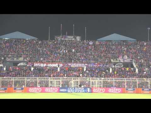 Luaskan Kuasamu Johor - Boys Of Straits B.O.S. - Ultras Johor - Larkin -