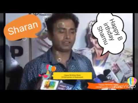 Celebrity wish to Mass Sharan