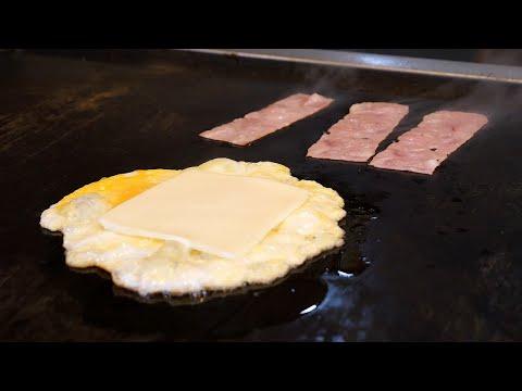 Cheese Toast – Korean street food