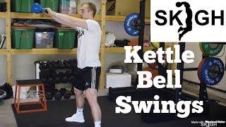 Kettle Bell Swing [SKIGH Training EP. 17]