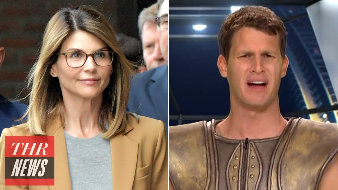 Lori Loughlin, Mossimo Giannulli Sentenced to Prison, Comedy Central Cancels 'Tosh.0' | THR News