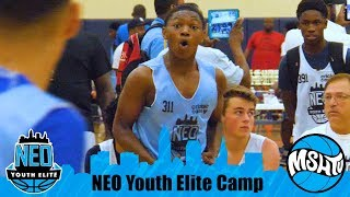 Ramone Woods SHOWS CRAZY RANGE at 2017 NEO Youth Elite Camp
