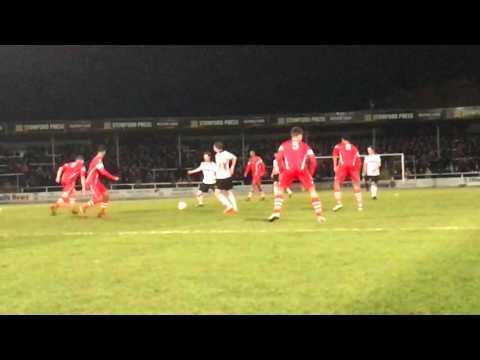 Hereford FC 0-2 Highgate United @HerefordGoals
