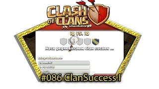 Let's play Clash Of Clans #086 - ClanSuccess II [Deutsch / German][LP iOS IPhone]