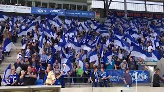 Fahnentag 1. FC Magdeburg gegen Karlsruher SC (07.04.2018)