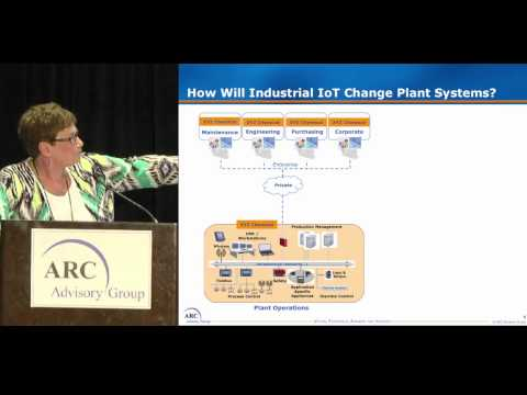 Leveraging Asset Information to Drive - ARC's Paula Hollywood @ ARC Industry Forum 2014