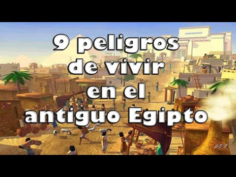 9 GREATER RISKS OF LIVING in the OLD EGYPT (Sub ENG) from YouTube · Duration:  10 minutes 31 seconds