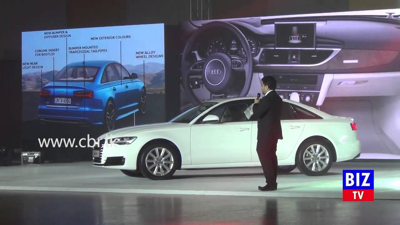 Audi Sri Lanka Introduces All New Audi A YouTube - Audi car price in sri lanka