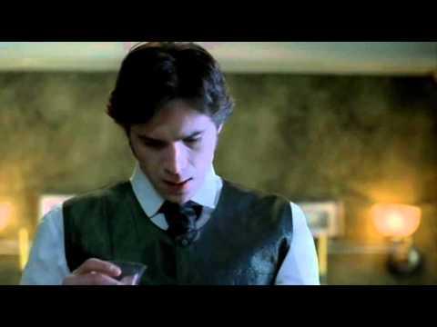 "James D´Arcy on ""Sherlock"" (2002)."