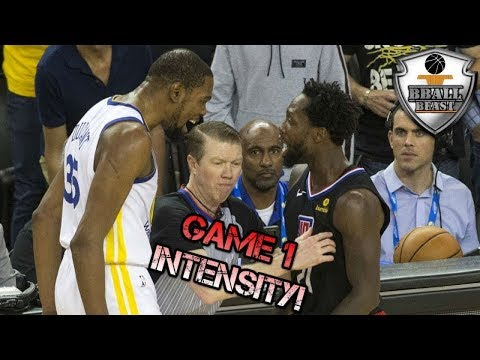 NBA 'HEATED' Moments