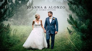 This Wedding Video Will Make You Sob! | Joanna & Alonzo