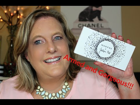 Morphe- Jaclyn Hill The Vault - Armed and Gorgeous $15 thumbnail
