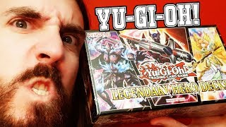 ПАСТЕШКО ОТВАРЯ Yu-Gi-Oh! КАРТИ!!!