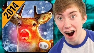 DEER HUNTER 2014: CHRISTMAS EDITION (iPhone Gameplay Video)