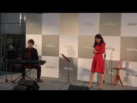 I Put A Spell On You(cover)  / 松本彩 サッポロファクトリー