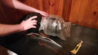Розпакування Гантель складальна Newt Rock Pro композитна в пластиковій оболонці 13 кг Rozetka.com.ua