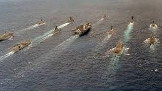 เดือด! สหรัฐฯส่งฝูงเรือรบประชิดคาบสมุทรเกาหลี