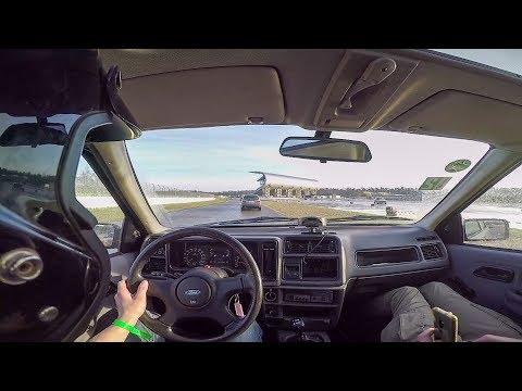 Ford Sierra DRIFT DAY Hockenheimring | WALLTAP | Silvester-Drift