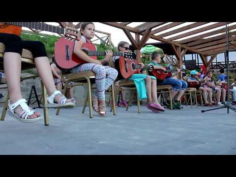 OBÓZ MUZYCZNO SPORTOWY MUSIC AND MORE ZAKOŃCZENIE TURNUSU