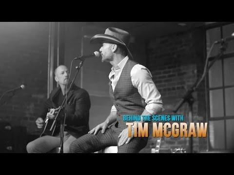 Tim McGraw - Behind the Scenes of 'Sundown Heaven Town' Part 2