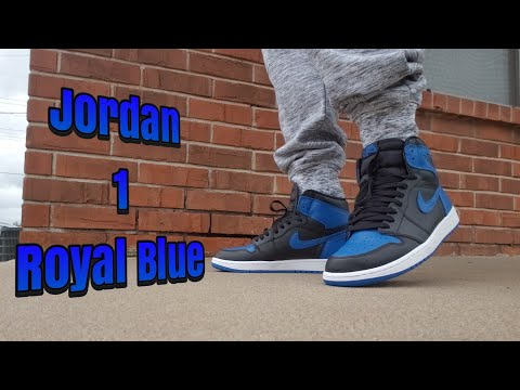 THROWBACK THURSDAY JORDAN 1 ROYAL STILL CLEAN