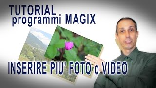 Sormontare più foto in Video Deluxe 2015