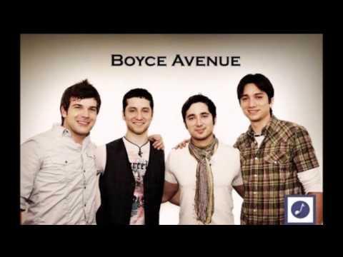 Boyce Avenue - Speed Limit (Karaoke)