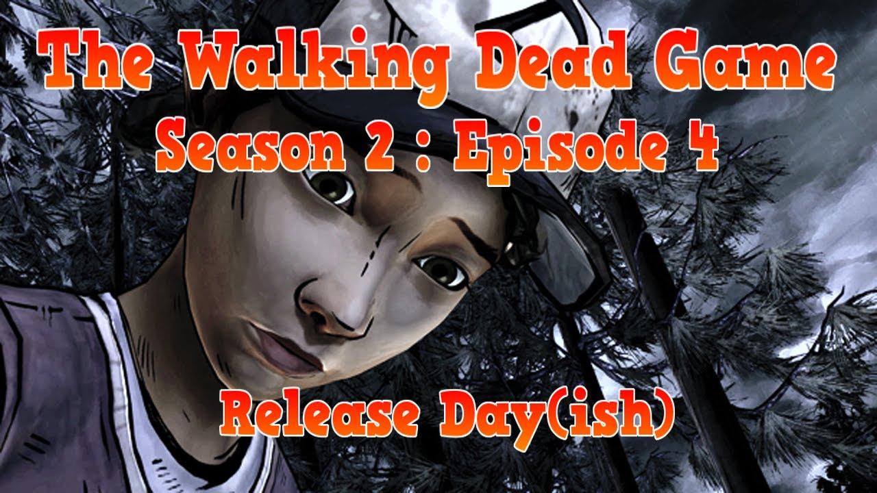 Android Walking Date Dead Release 4 Season