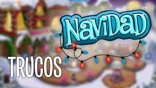 ¡Trucos de la Fiesta de NAVIDAD 2015!  Club Penguin