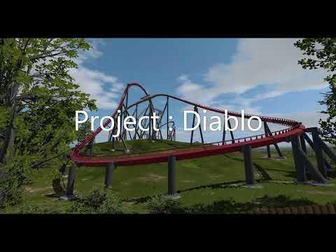Project : Diablo : Teaser