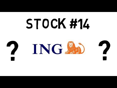 Dividend Experiment Stock Of The Month: June --- ING Groep NV