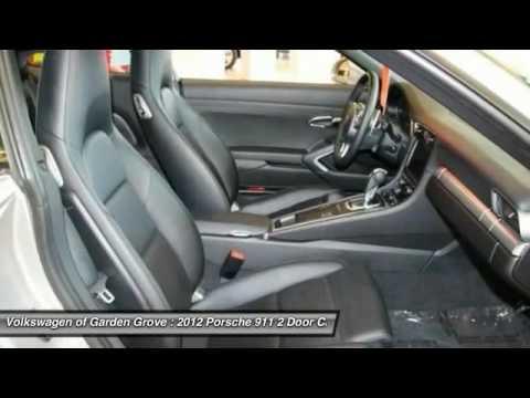 2012 Porsche 911 Garden Grove CA 18319