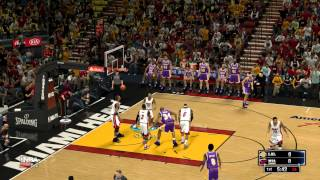 My NBA 2k14 PC Review-Maxed Out Easily On Radeon 6520g