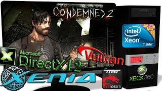 XENIA-DX12 [Xbox 360] - Condemned 2: Bloodshot [Gameplay] DirectX12-Vulkan #1