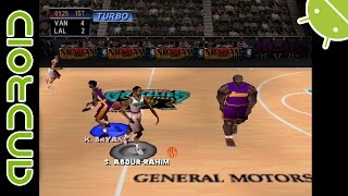 NBA Jam 2000 | NVIDIA SHIELD Android TV | Mupen64Plus FZ Emulator [1080p] | Nintendo 64