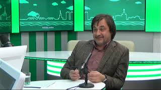 Гость на Радио 2. Александр Жорник, индивидуальный предприниматель.