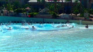 Mandalay Bay 2014: Wave Pool to Top-Optional Beach - FULL HD WALKTHROUGH