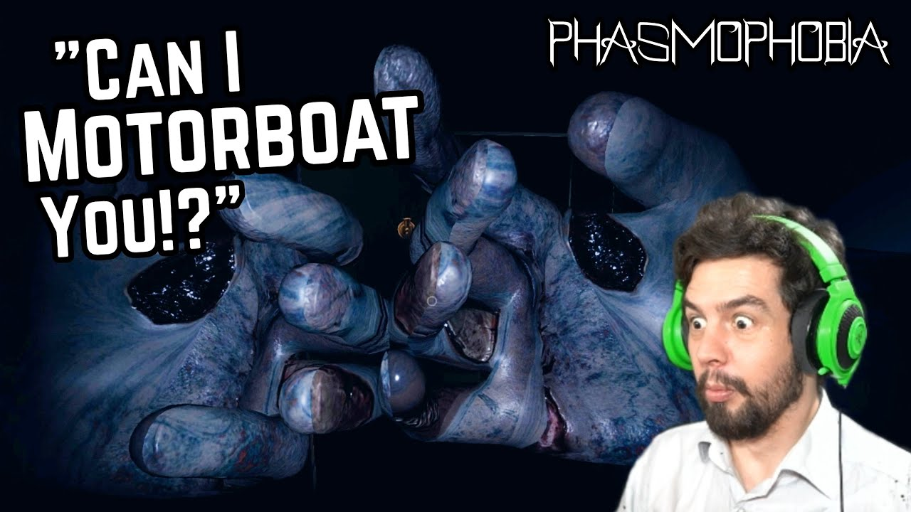 MY 1ST HORROR GAME...IS TERRIFYING!! Phasmophobia! #20 Spinks Gaming Moments