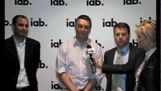 Atul Patel, Chris Needham, & Tim Ware - 2012 IAB Digital Marketplace