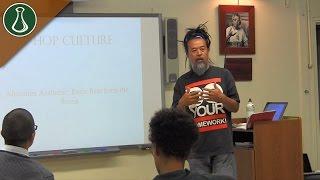 ES Colloquium - Hip Hop Culture: Africanist, Indigenous and Earth Aesthetics