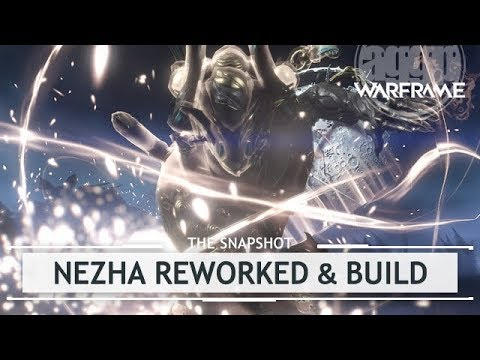 Warframe: Nezha Rework & Umbral Prince Build - 5 Forma [thesnapshot]