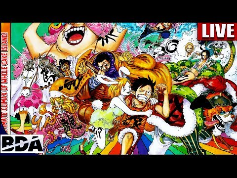 One Piece Chapter 890 Live Discussion