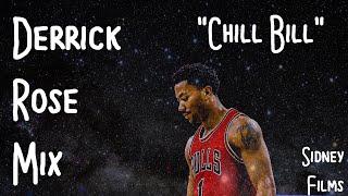 Derrick . Rose
