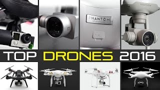 The Best Drones Availible Now (2016)