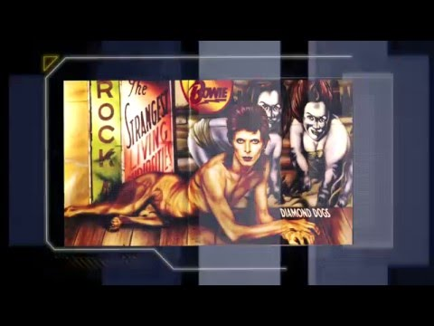 Nostalgie : La Story en vidéo (Saison 3 - 9) - David Bowie et la Belgique - NOSTALGIE