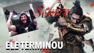Sekiro RODRIGO TERMINOU!!!