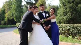 TVC Свадебное Видео Алматы Свадебная Прогулка 2014