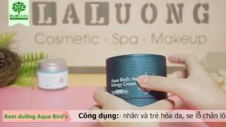 Kem dưỡng da tổ yến Aqua Bird's Nest Energy Cream | Laluong Beauty
