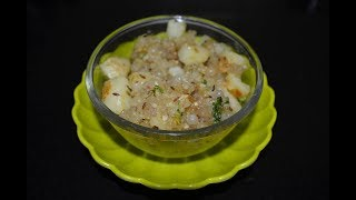 Sabudana Khichdi Recipe || Without onion garlic recipe || Non sticky Sabudana khichdi